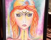 Spiritual Portrait Art