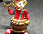Vintage Pewter Spoontique Clown
