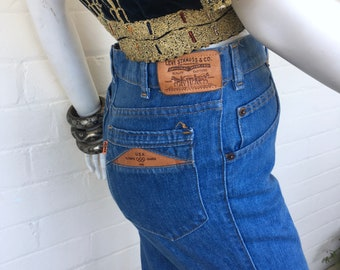 f155d085b00 Rare vintage Levis High Waist Jeans   High Waisted Denim Flares Bellbottom  Jeans   Orange Tab Levis 80s USA Olympics