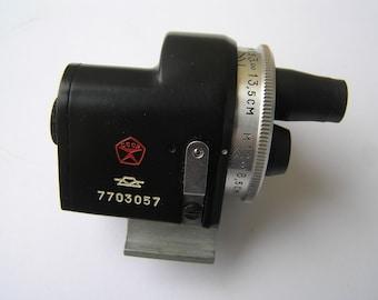 Universal Viewfinder KMZ USSR - (for Zorki FED Kiev Leica Contax) + Box