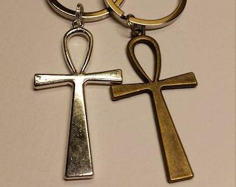 Ankh Cross Key Chain 9ead3f8c30