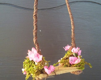 Fairy or Doll Flowered Swing