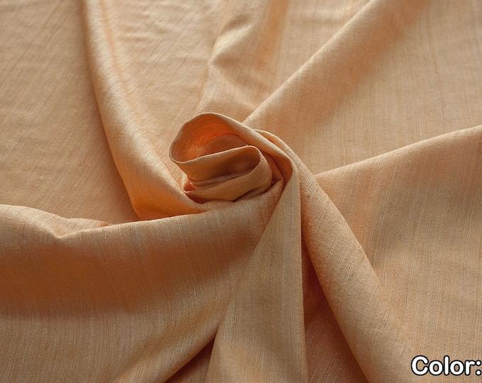 Rustica 453, Natural silk 100%, Width 135/140 cm, Dry wash, Weight 240 gr, Price 0.25 meters: 9.02 Euros