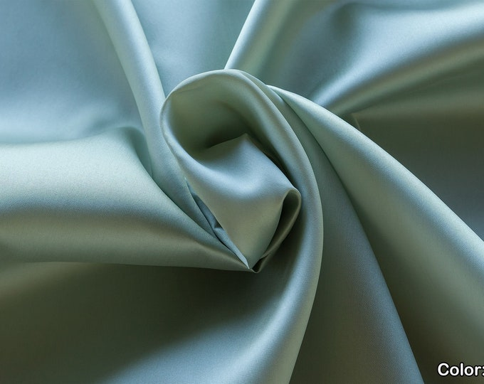 Mikado 273, 2nd Part - 85% polyester, 15 silk, Width 160 cm, Dry wash, Weight 160 gr, Price 0.25 meters: 12.95 Euros