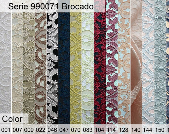 990071 Brocade Sample 6x10 CM