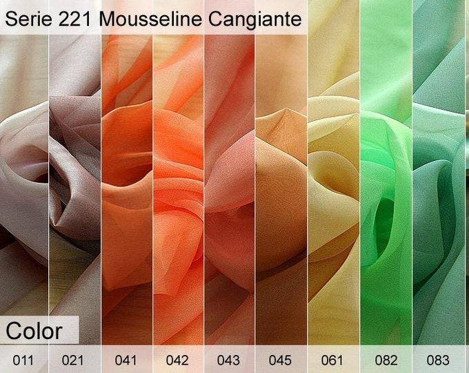 221 Mousseline 6x10 CM Sample