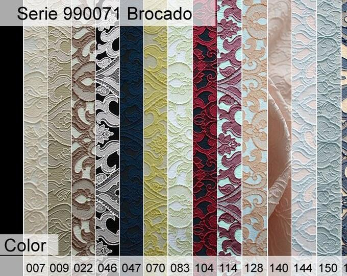 990071 Brocade Sample 6x10 CM