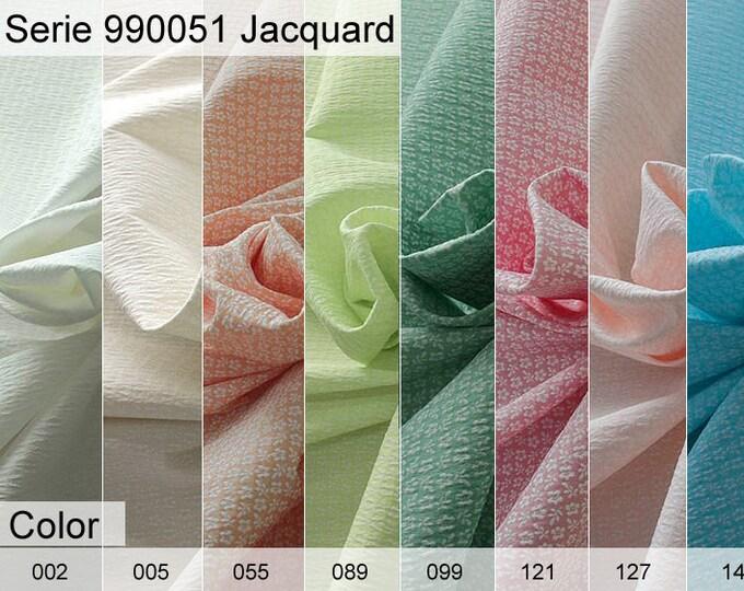 990051 Jacquard 6x10 CM sample