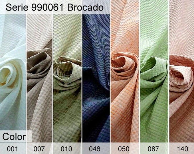 990061 Brocade 6x10 CM Sample
