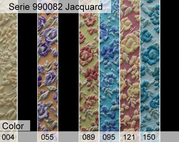 990082 Jacquard Sample 6x10 CM