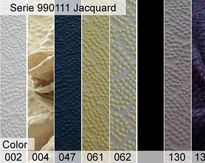 990111 Jacquard 6x10 CM sample
