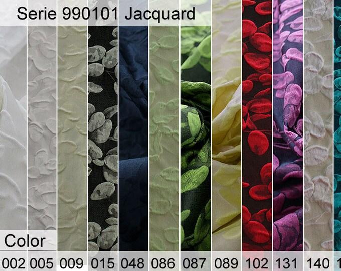 990101 Jacquard Sample 6x10 CM