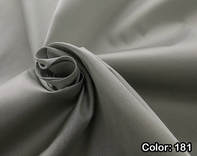 Mikado 973, 4th Part - 79% Polyester, 21 Silk, Width 140cm, Dry Wash, Weight 177 gr, Price 0.25 meters: 13.81 Euros