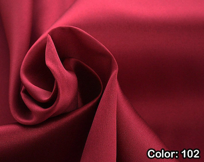 Mikado 274, Part 2 - 82% polyester, 18 silk, Width 160 cm, Dry wash, Weight 160 gr, Price 0.25 meters: 13.71 Euros