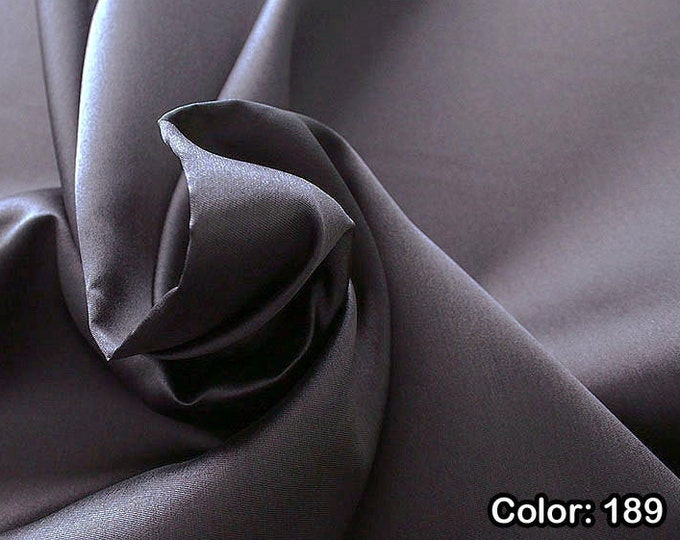 Mikado 274, 4th Part - 82% polyester, 18 silk, Width 160 cm, Dry wash, Weight 160 gr, Price 0.25 meters: 13.71 Euros