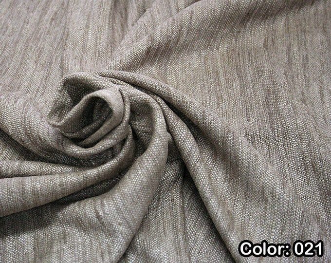 Rustica 451, Natural silk 100%, Width 135/140 cm, Dry wash, Weight 360 gr, Price 0.25 meters: 9.72 Euros