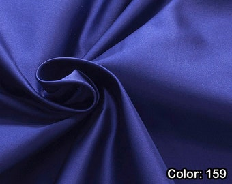 Raso 876, 2nd Part - natural silk 100%, Width 135/140 cm, Dry wash, Weight 190 gr, Price 0.25 meters: 31.69 Euros