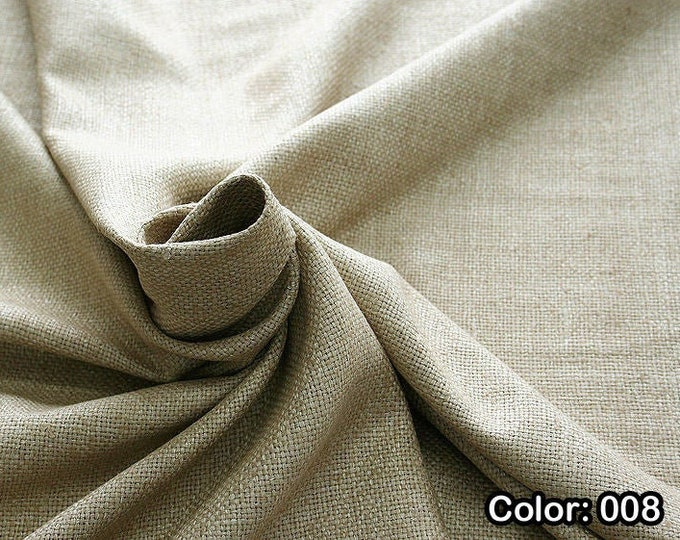 Rustica 452, Natural silk 100%, Width 135/140 cm, Dry wash, Weight 312 gr, Price 0.25 meters: 12.08 Euros