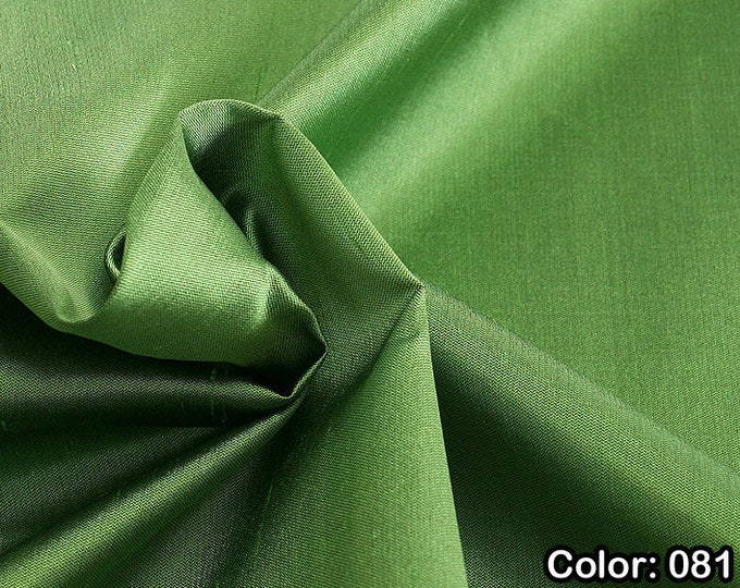 Shantung 236, 2nd part - Natural silk 100%, Width 135/140 cm, Dry wash, Weight 120 gr, Price 0.25 meters: 16.54 Euros