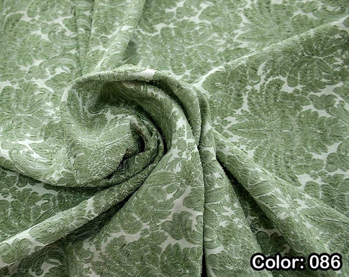 JACQUARD 990092, 2nd Part - Pl 86%, Pa 12, Ea 2, Width 150 cm, Dry wash, Weight 368 gr, Price 0.25 meters: 14.30 Euros