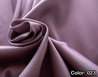 Mikado 274, 1st Part - 82% polyester, 18 silk, Width 160 cm, Dry wash, Weight 160 gr, Price 0.25 meters: 13.71 Euros