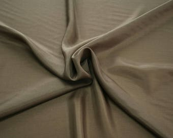 402121-taffeta, natural silk 100%, wide 110 cm, made in India, dry washing, weight 58 gr, Price 0.25 meters: 6.63 Euros