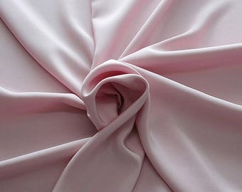 305128-Crepe marocaine Natural Silk 100%, wide 130/140 cm, made in Italy, dry cleaning, weight 215 gr, price 1 meter: 104.36 Euros