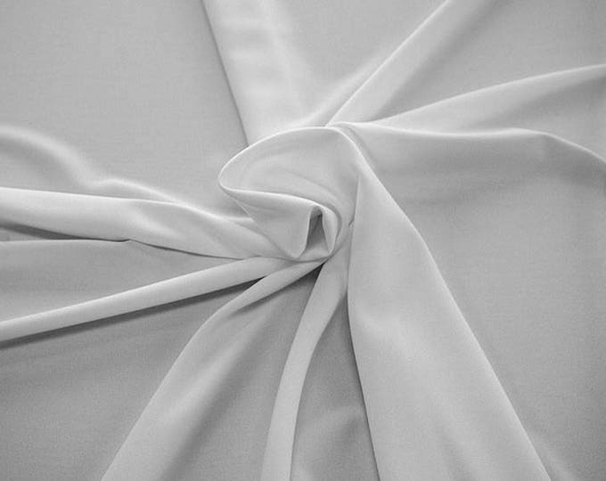 905001-Crepe 100% Polyester, 150 cm wide, made in Italy, dry washing, weight 306 gr, Price 0.25 meters: 8.14 Euros