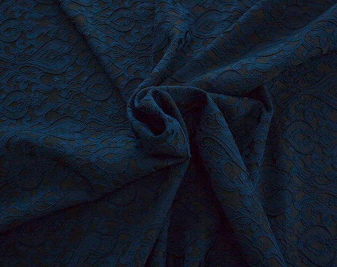 990071-047 Brocade-95% PL, 5 PA, 130 cm wide, made in Italy, dry washing, weight 205 gr, Price 0.25 meters: 13.74 Euros