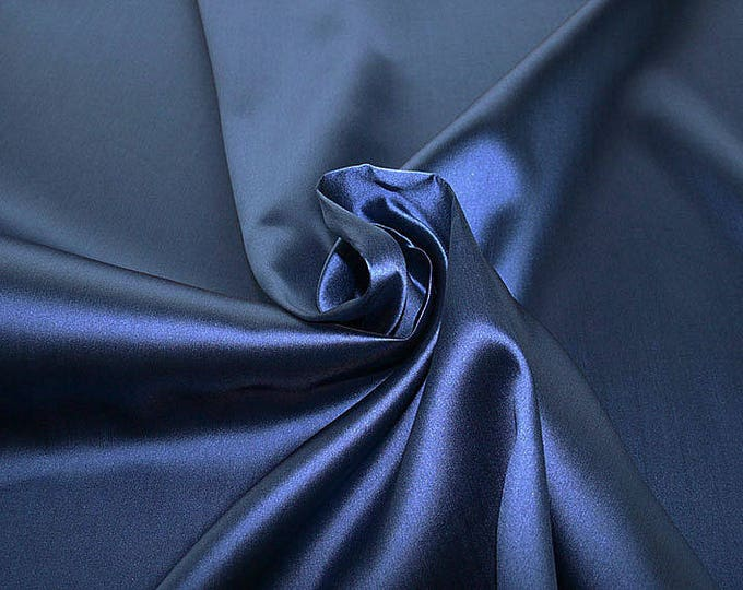 274154-Mikado-82% Polyester, 18 silk, wide 160 cm, made in Italy, dry washing, weight 160 gr, price 0.25 meters: 13.71 Euros