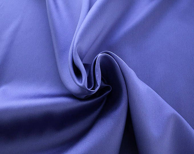 274214-Mikado-82% Polyester, 18 silk, wide 160 cm, made in Italy, dry washing, weight 160 gr, price 0.25 meters: 13.71 Euros