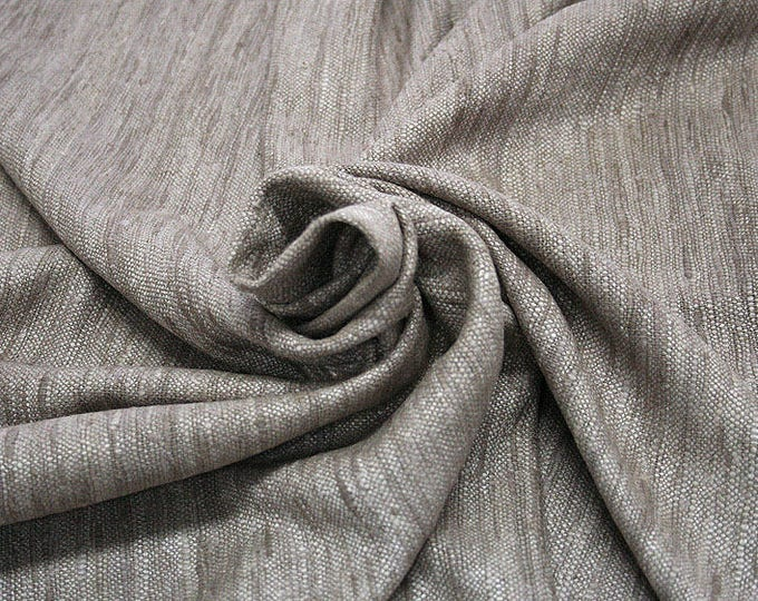451021-Rustica, natural silk 100%, wide 135/140 cm, made in India, dry washing, Weight 360 gr, price 0.25 meters: 9.72 Euros