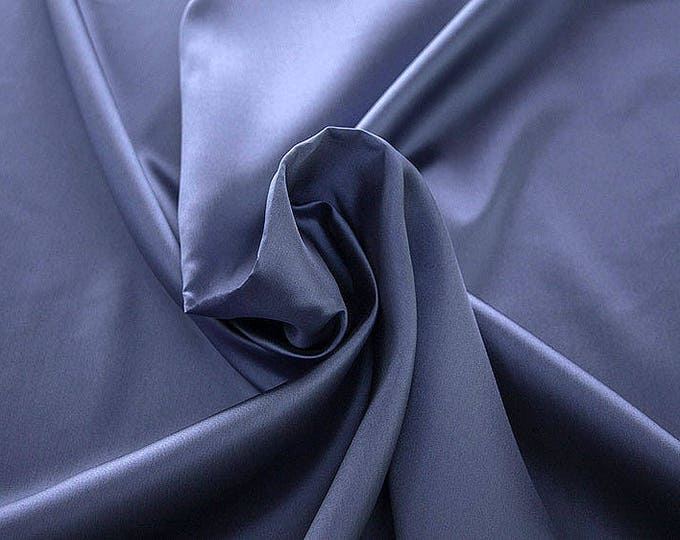 274149-Mikado-82% Polyester, 18 silk, wide 160 cm, made in Italy, dry washing, weight 160 gr, price 0.25 meters: 13.71 Euros