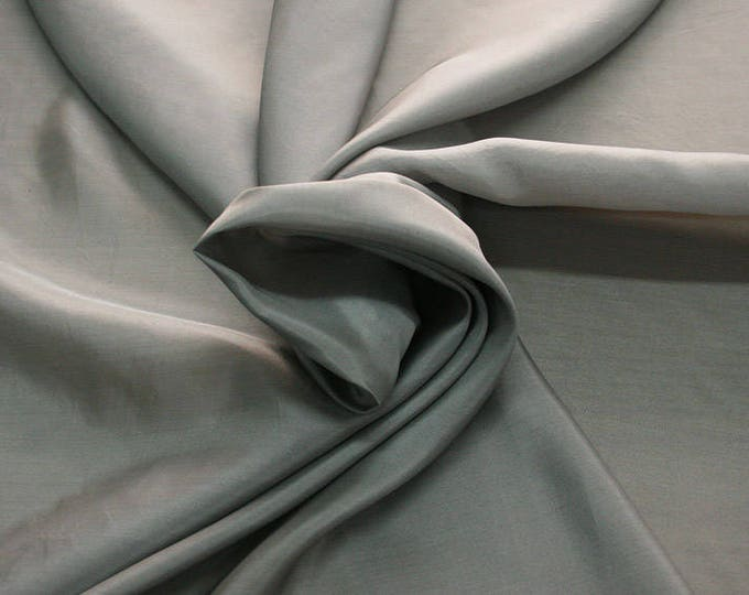 402186-taffeta, natural silk 100%, wide 110 cm, made in India, dry washing, weight 58 gr, Price 0.25 meters: 6.63 Euros