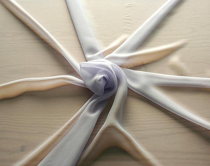 316205-Georgette, natural silk 100%, wide 135/140 cm, dry wash, weight 50 gr, price 0.25 meters: 9.08 Euros