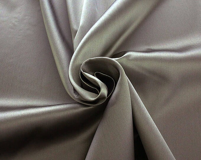 274099-Mikado-82% Polyester, 18 silk, wide 160 cm, made in Italy, dry washing, weight 160 gr, price 0.25 meters: 13.71 Euros