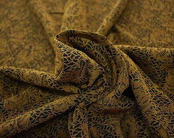 990091-066 JACQUARD-Pl 86%, Pa 12, Ea 2, 150 cm wide, manufactured in Italy, dry cleaning, weight 368 gr, price 1 meter: 57.17 Euros