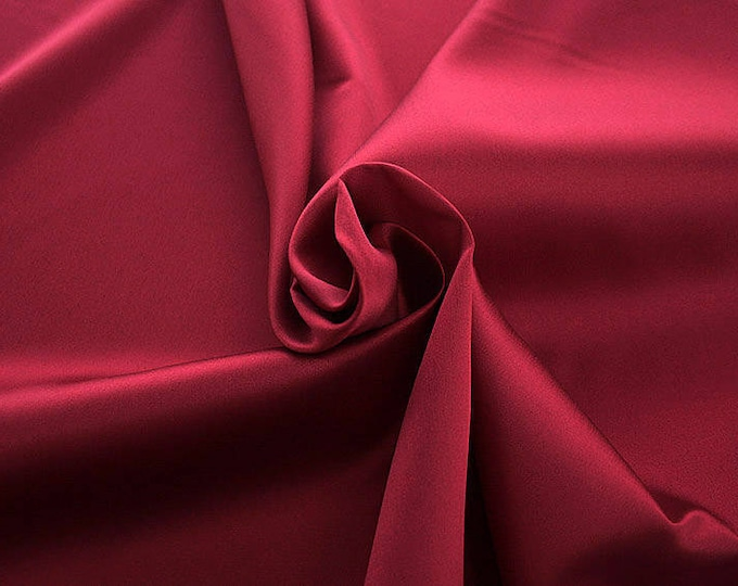 274102-Mikado-82% Polyester, 18 silk, wide 160 cm, made in Italy, dry washing, weight 160 gr, price 0.25 meters: 13.71 Euros