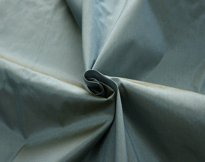 441083-Dupion, natural silk 100%, wide 135/140 cm, made in India, dry washing, weight 108 gr, price 0.25 meters: 8.29 Euros