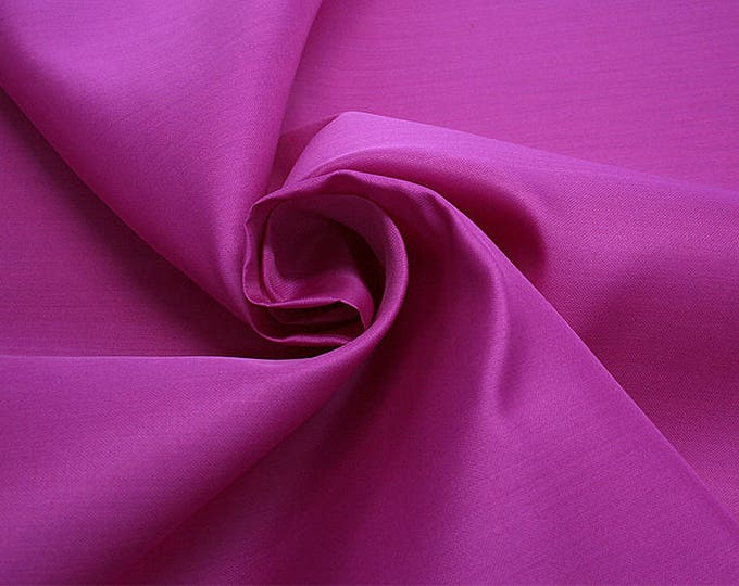 865139-Gazar, natural silk 100%, width 140 cm, dry washing, weight 126 gr, price 0.25 meters: 15.89 Euros