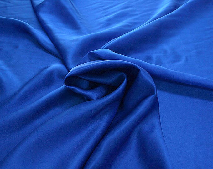 812141-Crepe Satin, natural silk 100%, wide 135/140 cm, dry wash, weight 98 gr, price 0.25 meters: 12.68 Euros