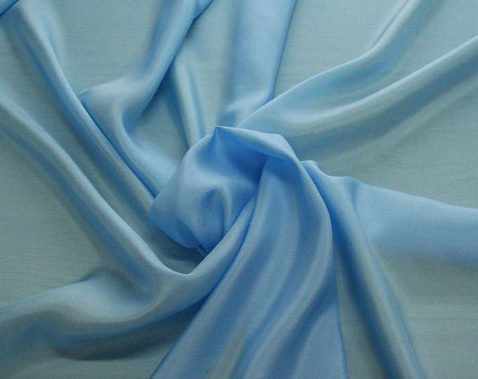 402145-taffeta, natural silk 100%, wide 110 cm, made in India, dry washing, weight 58 gr, Price 0.25 meters: 6.63 Euros