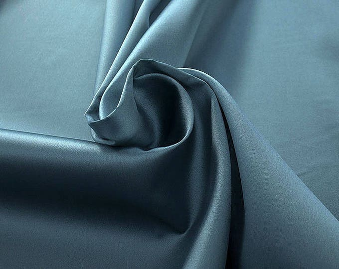 274084-Mikado-82% Polyester, 18 silk, wide 160 cm, made in Italy, dry washing, weight 160 gr, price 0.25 meters: 13.71 Euros