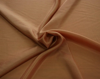 402043-taffeta, natural silk 100%, wide 110 cm, made in India, dry washing, weight 58 gr, Price 0.25 meters: 6.63 Euros