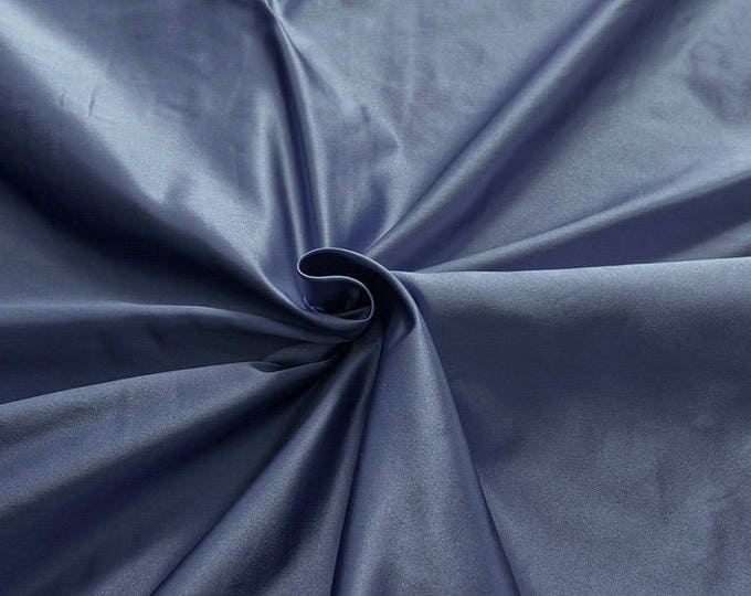 876151-satin, natural silk 100%, wide 135/140 cm, made in Italy, dry wash, weight 190 gr, price 0.25 meters: 31.69 Euros