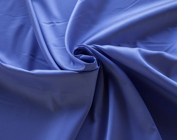 273149-Mikado-85% Polyester, 15 silk, 160 cm wide, made in Italy, dry washing, weight 160 gr, Price 0.25 meters: 12.95 Euros