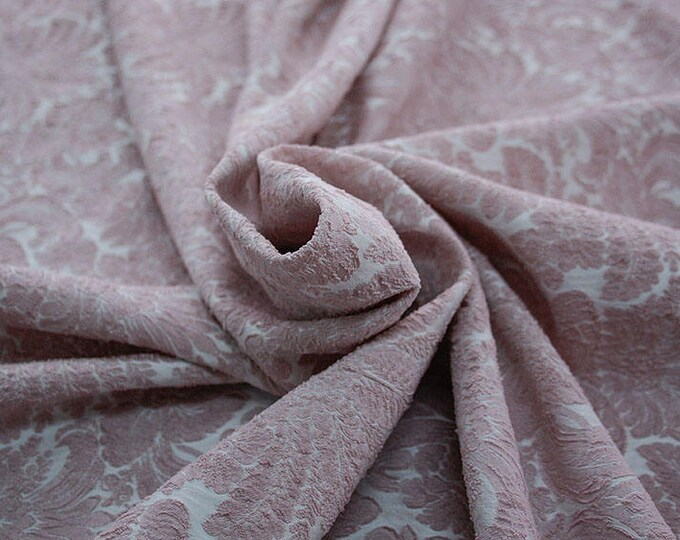 990092-140 JACQUARD-Pl 86%, Pa 12, Ea 2, Width 150 cm, made in Italy, dry wash, weight 368 gr, Price 0.25 meters: 14.30 Euros