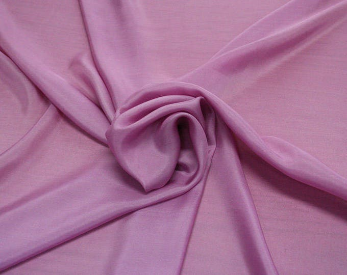 402208-taffeta, natural silk 100%, wide 110 cm, made in India, dry washing, weight 58 gr, Price 0.25 meters: 6.63 Euros