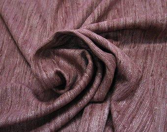 451122-Rustica, natural silk 100%, width 135/140 cm, dry washing, Weight 360 gr, price 0.25 meters: 9.72 Euros