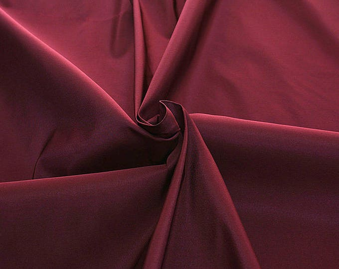 885116-fault, natural silk 100%, wide 135/140 cm, made in Italy, dry washing, weight 154 gr, Price 0.25 meters: 27.23 Euros